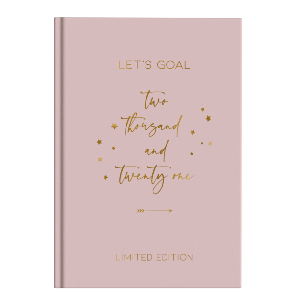 Let's Goal 2021 Planner