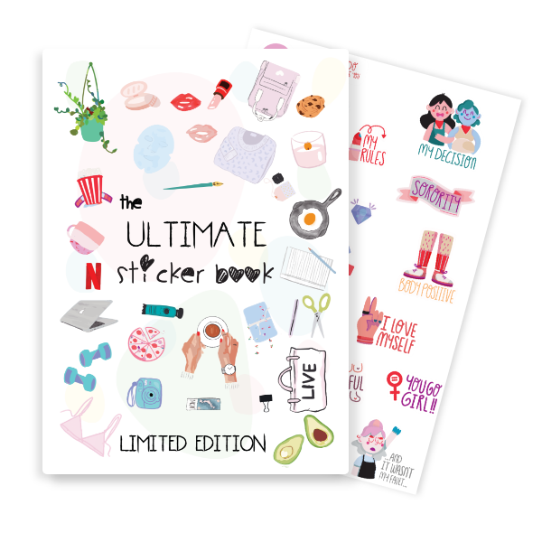 The Ultimate Sticker Book